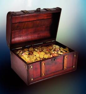 1-23-13 treasure