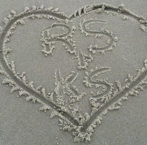 2-15-13 beach writing2