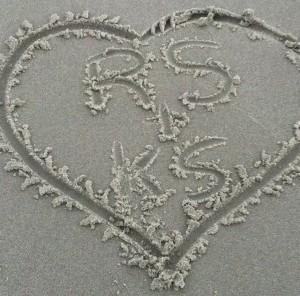 2-15-13 beach writing2