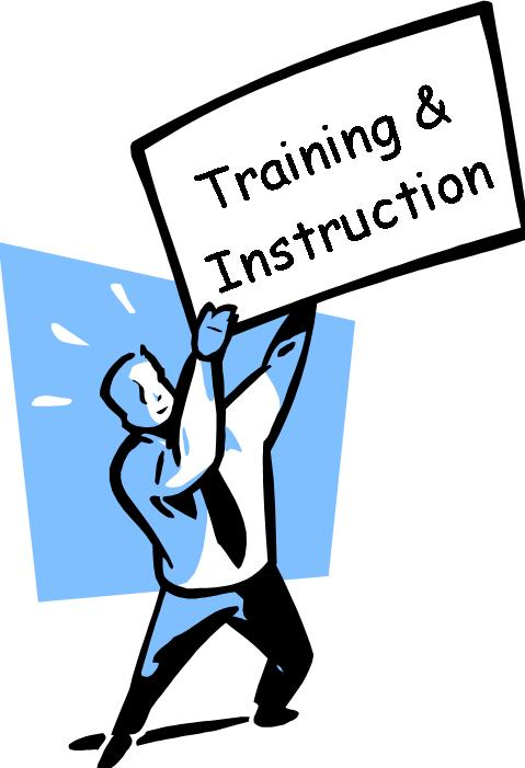 instruction training