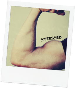 Strength for stressed