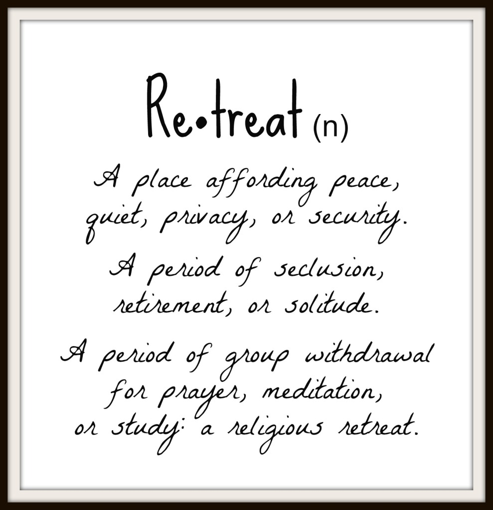 Retreat 2