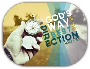 God's way 1