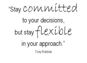 Flexible quote