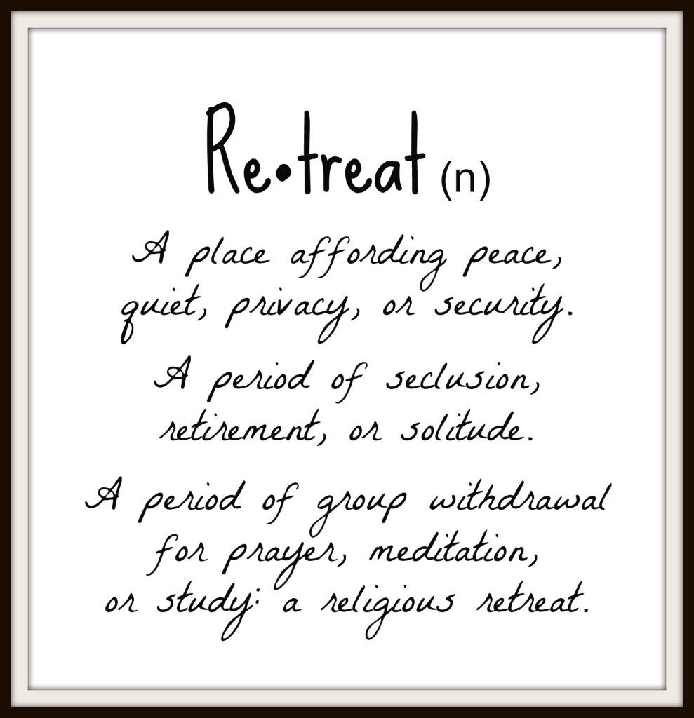 Retreat 2